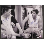 Carl Yastrzemski and Dick Williams Autographed Photo